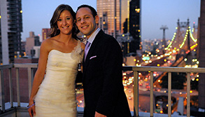 Wedding Photography at Astra Restaurant NYC