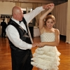 Bride and Father during Parent Dance