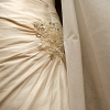 Sandy's Wedding Dress Detail