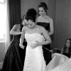 Finishing Touches, Bride Getting Dressed